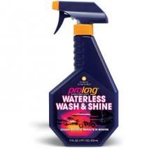 Мойка автомобиля без воды Waterless Wash and Shine