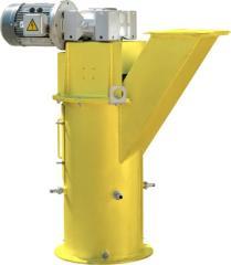 Proparivatel of grain