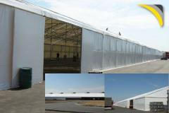 _ the Hangar a livestock, awning hangar for a farm