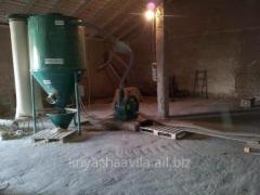 Мини-заводы по приготовлению комбикормов МС-002-ПП