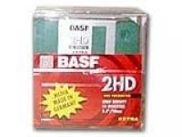 """Diskettes 3,5 """"2HD Basf color 10"""