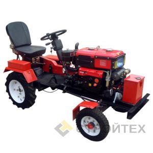 Тракторы |Дизельный мототрактор FORTE T-101EL
