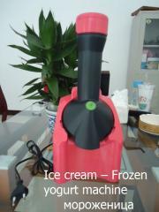 Фризеры для мороженого и замороженного йогурта Ice