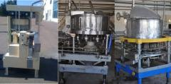 The Zakatochny canning equipment bu, restored,