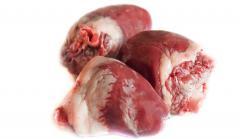 Сердце индюка (Мясо и субпродукты индейки)
