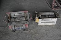 Equipment for production of slag stones, Equipment