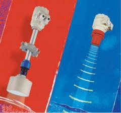 Датчик уровня ультразвуковой компактный EchoTREK для жидкости