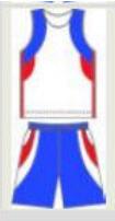 Форма баскетбольная Айсберг Артикул ФБ 5901