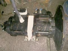 Pump hydraulic KAWASAKI K3V63