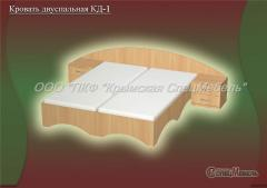 KD-1 double bed