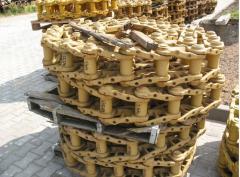 Гусеницы ролики, цепь, направляющие колеса для