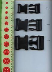 Пряжка фастекс от 20мм до 50мм