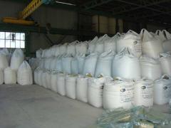 Песок кварцевый сухой для производства сухих