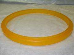 Шайба (отбойник, прокладка) полиуретановая