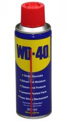Смазка универсальная WD-40 аэрозоль, 200мл