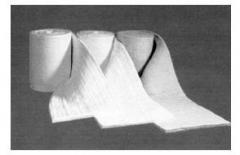 Blanket (mat) of CERABLANKET/CERACHEM