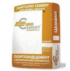 Портланд цемент М500 в мешках по 25кг.