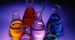 Reactants are organic. Arsenaz