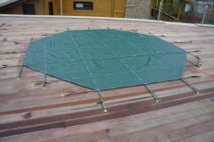 Накрытие зимнее на бассейн Shield