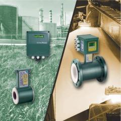 Расходомер жидкости магнитно индукционный ISOMAG