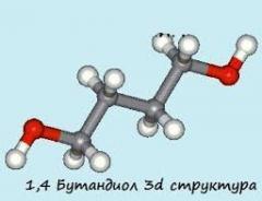 Butylene glycol. 1,4 butylene glycol (ch)