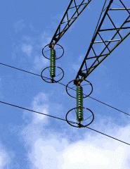 Высоковольтные воздушные линии электропередач