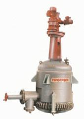 Фильтры емкостные под давлением ЕДМ  для