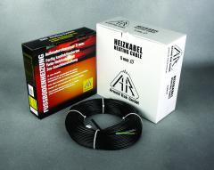 Полы теплые электрические, двужильный нагревательный кабель A.Rak SIPC 6109-20