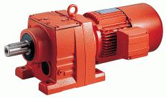 Соосные цилиндрические мотор редукторы