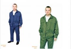 Technicians uniform, uniform for cleaners
