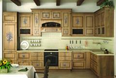 Кухни - Кухни в классическом стиле