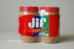 Арахисовое масло Jif Creamy, 1,13 кг