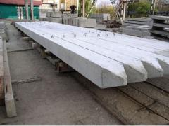 Piles aspics reinforced concrete, concrete goods,