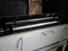 Сепаратор барабанный магнитный