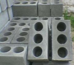 Blocks are concrete prostenochny,  reinforced