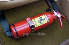 Автомобильные огнетушители ОП-2(ВП-2)