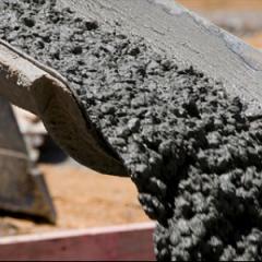 Concrete for a floor, Reinforced concrete,
