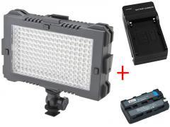 LED nakamerny light of F&V Z180S Bi-color