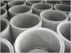 Кольца стеновые цилиндрические фальцевые