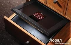 Мини-сейфы для гостиниц Tiara от SafePlace