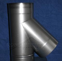 Тройник с углом 45º предназначен для отвода