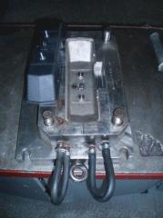 Press forme rigging