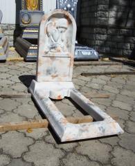 Гробницы и памятники бетонные