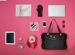 """Women bag for Macbook 15"""" Lola"""