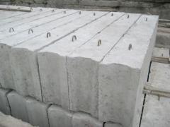 Фундаментные блоки, ФБС 24.3.6, продажа, опт, Киев