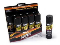 Клей карандаш Amos 10гр супер-клей (Код: 40286)