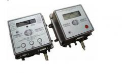 Measuring instruments of streams Dnieper-7U for