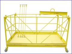 Construction equipment for repair of surfaces of