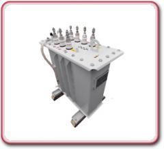 Novelty!!! Transformer power three-phase TSZM