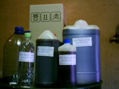 Materials for dust removal and hardening of